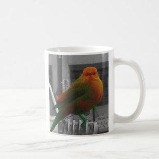 Prehistoric Bird Coffee Mug