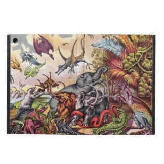 Prehistoric Playground iPad Air Cover