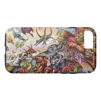 Prehistoric Playground iPhone 8/7 Case