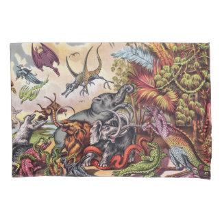 Prehistoric Playground Pillowcase