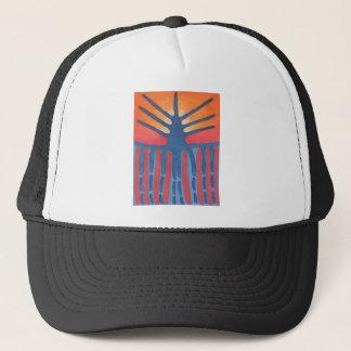 Prehistoric Tree Trucker Hat