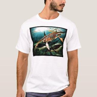 Prehistoric Underwater Sea Creature - Loch ness T-Shirt