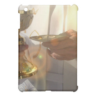 Premier coque ipad de communion