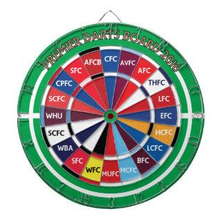 Premier Darts Board 2016 - Target Practice Dart Board
