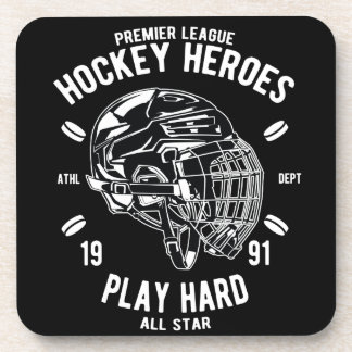 Premier League Hockey Heroes Play Hard All Star Coaster