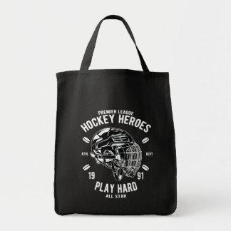 Premier League Hockey Heroes Play Hard All Star Tote Bag
