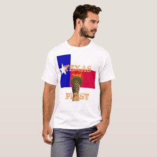 Première chemise du Texas T-shirt
