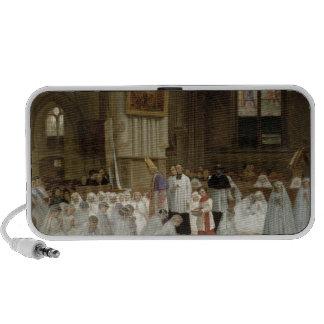 Première communion, 1867 haut-parleurs iPod