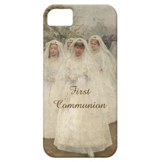 Première communion coque iPhone 5