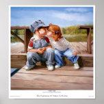 Première copie de baiser posters