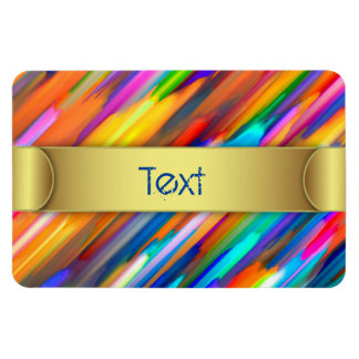 Premium Flexi Magnet Colorful digital art G391