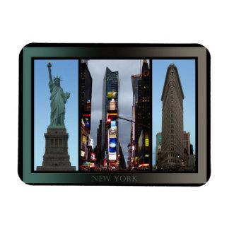 Premium Flexi New York Magnet NY City Souvenir