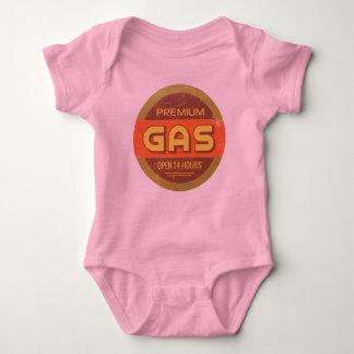 Premium Gas - funny  ! Baby Bodysuit
