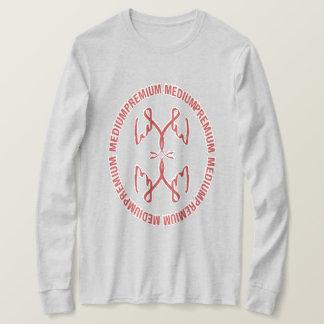 Premium Medium Oval Signage T-Shirt
