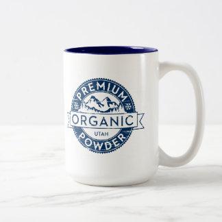 Premium Organic Utah Powder Mug