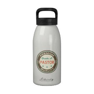 Premium Quality Pastor (Funny) Gift Drinking Bottle
