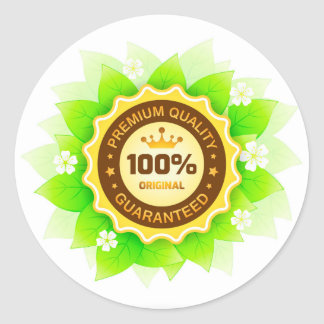 Premium Quality Sticker