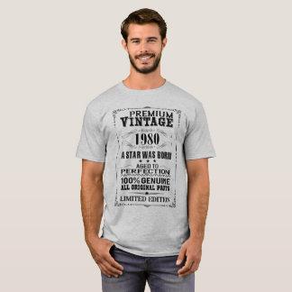 PREMIUM VINTAGE 1980 T-Shirt