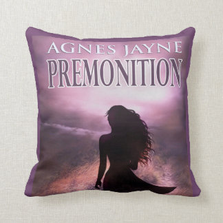 Premonition Designer Throw Pillow