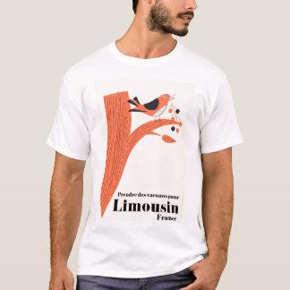 Prendre des vacances pour Limousin France . T-Shirt