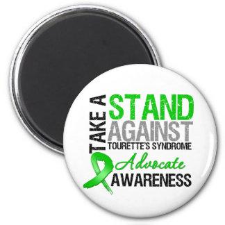 Prenez une position contre le syndrome de Tourette Aimant