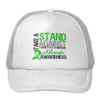 Prenez une position contre le syndrome de Tourette Casquettes De Camionneur