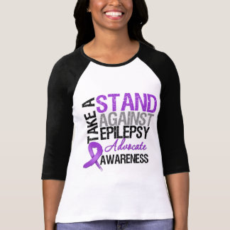 Prenez une position contre l'épilepsie t-shirt