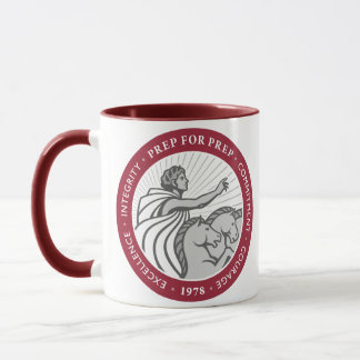 Prep For Prep Logo Mug