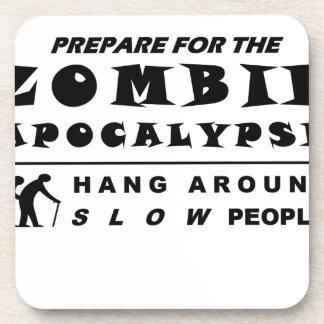 Prepare for the zombie coaster