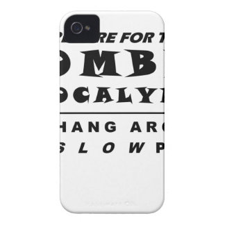 Prepare for the zombie iPhone 4 cases