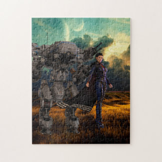 Prepared for War Jigsaw Puzzle