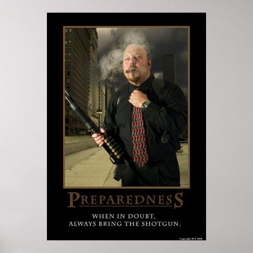 Preparedness Poster