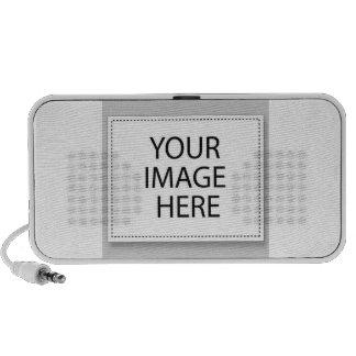 Préparez pour éditer/costomize haut-parleurs portables