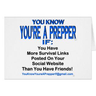 PREPPER 00007 CARD