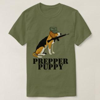 Prepper Puppy T-Shirt