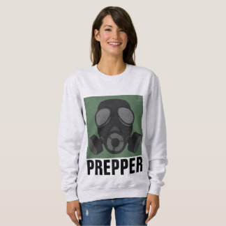 PREPPER T-shirts, GAS MASK Sweatshirt