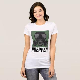PREPPER T-shirts, GAS MASK T-Shirt