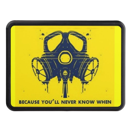 PREPPERS TOW HITCH COVERS
