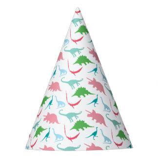 Preppy Dinosaur Birthday Party Hats