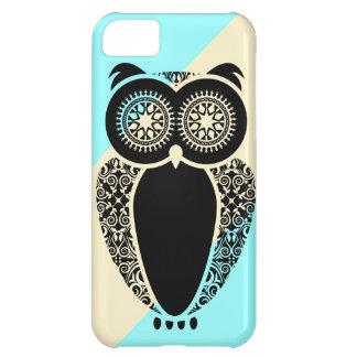 Preppy Ice Stripe Cream Hoot Owl Case-Mate iPhone Case