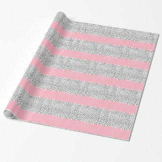 Preppy pink Polka Dot