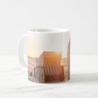 Prerow sunset coffee mug