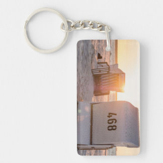 Prerow sunset keychain