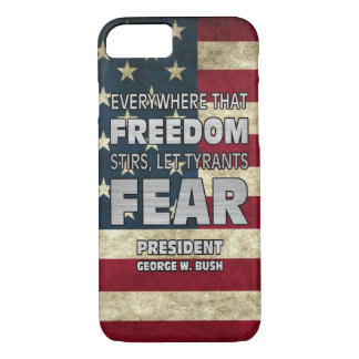 PRES43 TYRANTS FEAR iPhone 7 CASE