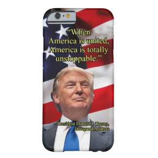 PRES45 AMERICA UNITED BARELY THERE iPhone 6 CASE