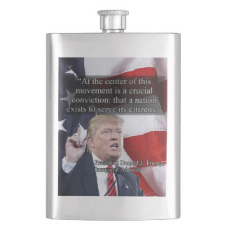 PRES45 CRUCIAL CONVICTION FLASKS