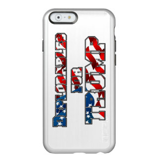 PRES45 DEPLORABLES FOR TRUMP INCIPIO FEATHER® SHINE iPhone 6 CASE