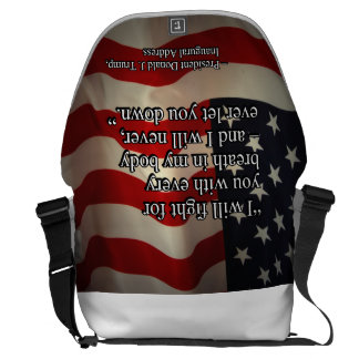 PRES45 FIGHT FOR YOU COMMUTER BAGS