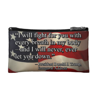 PRES45 FIGHT FOR YOU COSMETIC BAG