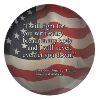 PRES45 FIGHT FOR YOU PLATE